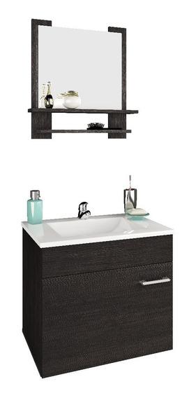 Mueble De Baño Para Lavamanos Con Espejo