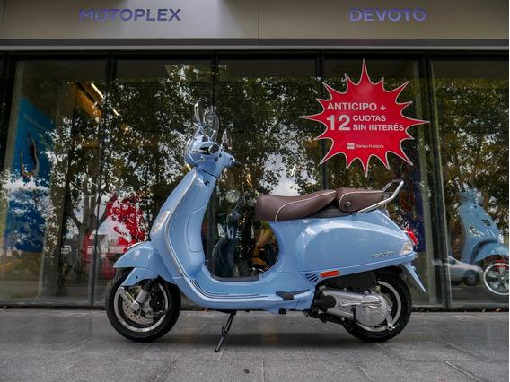 Vespa Vxl Elegante 150 Scooter - Motoplex Devoto
