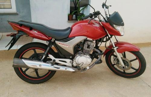 Moto Honda Cg 150 2012/2013