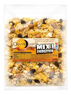 Granola Mix Energético Orann De 200 Gramos Viene 1 Unidad