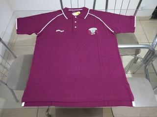 Camisa Polo Seleção Futebol Qatar Burrda Oficial