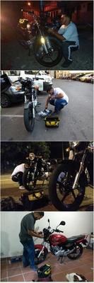Instalacion Estacionarias Motocicletas