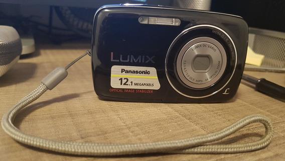 Câmera Digital Panasonic Lumix 12.1
