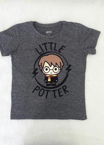 Camiseta Little Potter - Infantil Menino