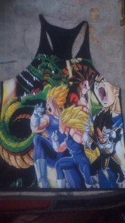 Regata Academia Dragon Ball Z