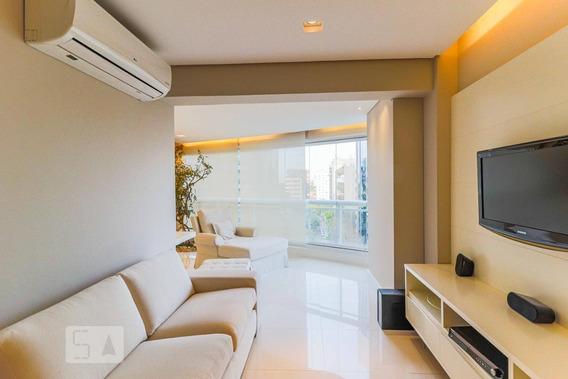 Apartamento Para Aluguel - Brooklin, 1 Quarto, 50 - 893090057