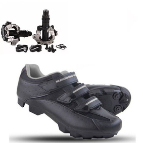 Sapatilha High One Mtb + Pedal Shimano M520