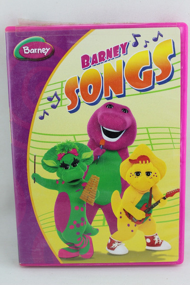 Dvd 146 Barney Songs -- Sing Along With Barney