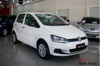 Volkswagen Fox 1.0 8v Trendlinde Manual 2016