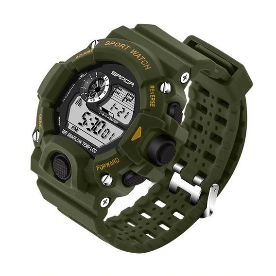 Relógio Masculino Promoção Digital À Prova D