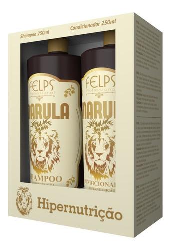 Felps Marula Shampoo + Condicionador 2x250ml
