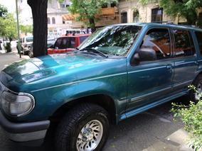 Ford Explorer 4.0 Xlt 4x2 Unico Dueño
