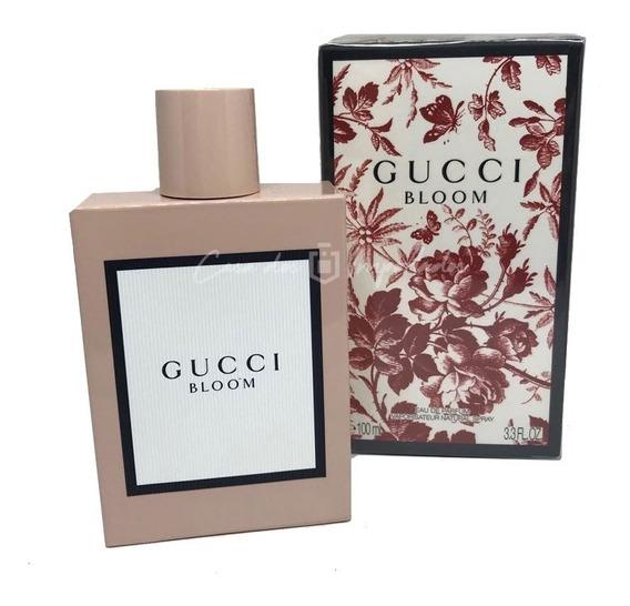 Gucci Bloom Eau De Parfum 100ml Feminino + Amostra