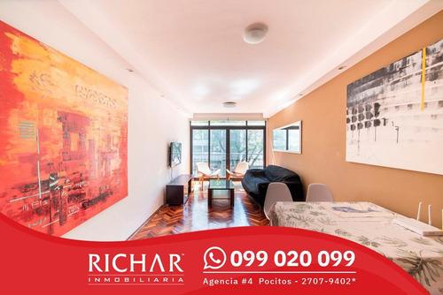 Imagen 1 de 19 de Apartamento En Venta - 3 Dormitorios - Pocitos - Garaje