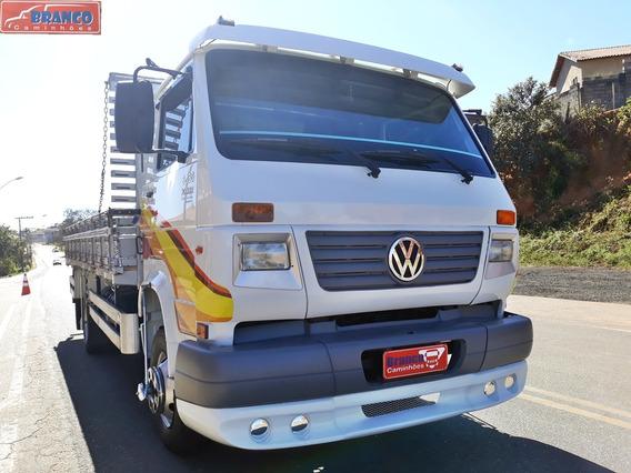 Caminhão Vw 8-150 Worker, Ano 2006, Único Dono, Conservado!!