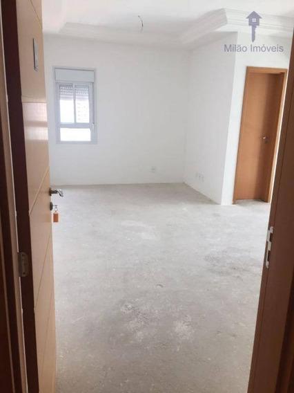 Apartamento Para Venda Condomínio Spettacolo Sorocaba - Alto Padrão - 50 M2 - Ap0370