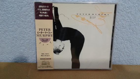 Peter Murphy Deep ( Edicion Japonesa )