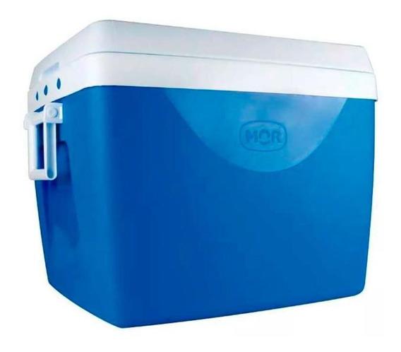 Caixa Térmica 75 Litros Azul Mor