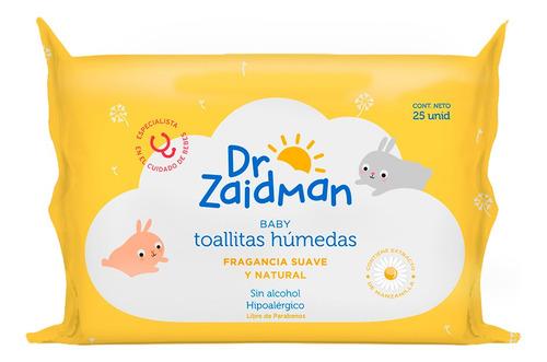 Toallas Humedas Zaidman X 25