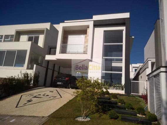 Casa À Venda, 270 M² Por R$ 1.390.000 - Aruã Brisas Ii - Mogi Das Cruzes/sp - Ca0626