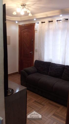Apartamento Em Taipas Com Salão De Festas - 4268-1