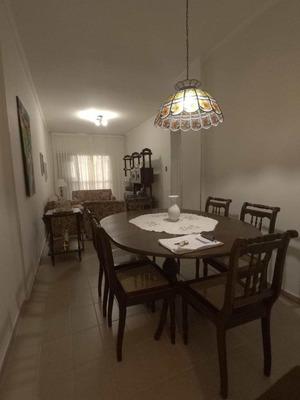 Apartamento Mobiliado Com Vista Para O Mar No Canto Do Forte - V623