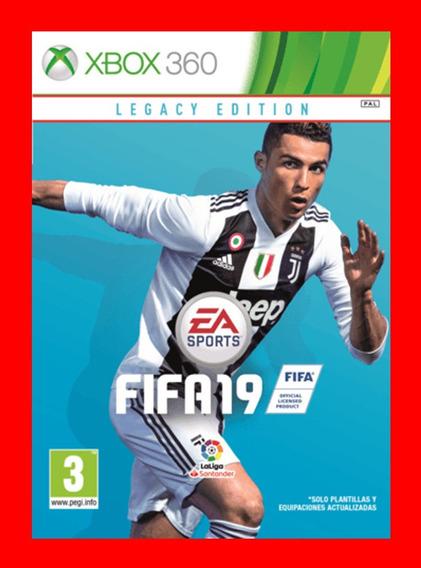 Fifa 19 Em Pt-br Para Xbox 360 Desbloqueado