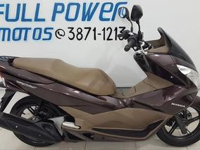 Honda Pcx 150 Dlx Marrom 2017