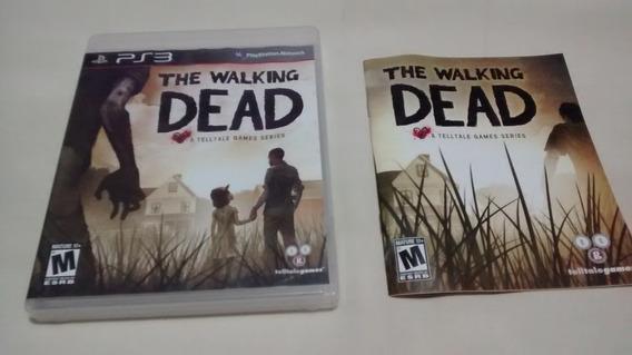Walking Dead Telltale Series Ps3 Midia Fisica Original