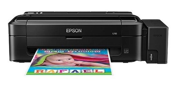 Impressora Epson L120 Ecotank Sem As Tintas - Não É Multi