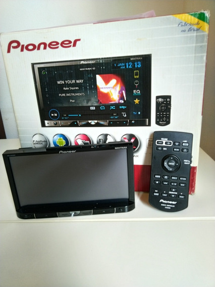 Multimídia Receiver Pioneer Avh-x8580bt