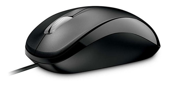 Mouse Microsoft Wired 500 Usb - U81-00010