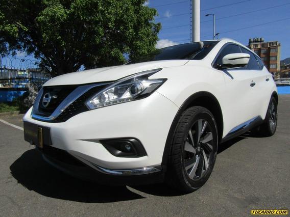Nissan Murano Mirando Exclusive 2018 3.5