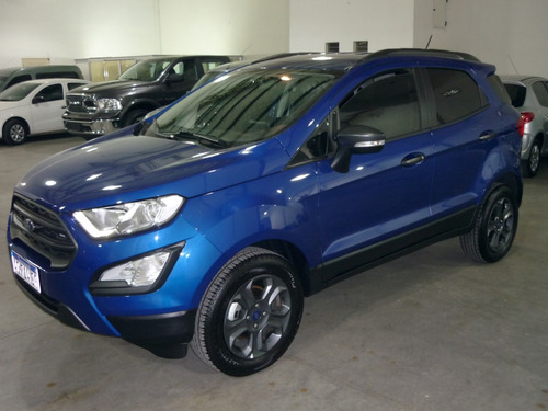 Ford Ecosport 1.5 Free Style Mt Azul Km 12000