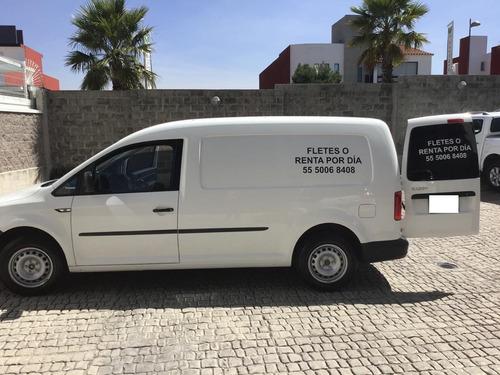 Imagen 1 de 6 de Renta De Camionetas De Carga Con O Sin  Chofer Y Fletes