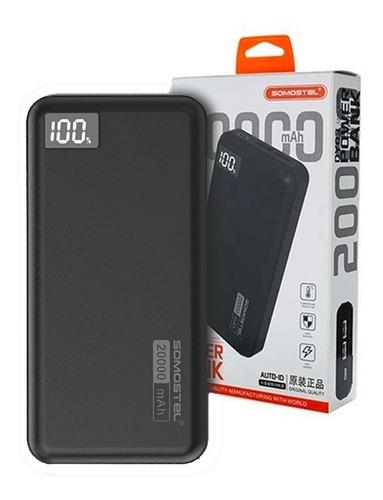 Cargador Portatil Power Bank 20000 Mah 2 Usb - Sertel Shop