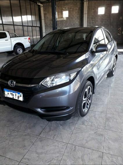 Honda Hrv Lx Cvt 2016