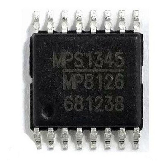 Ci Smd Mp 8126 Mp8126df-lf - Mp8126 - Mps1345 (3 Pçs)