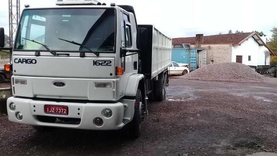Ford Cargo 1622 Truck ...cacamba Agricola....ano 2001