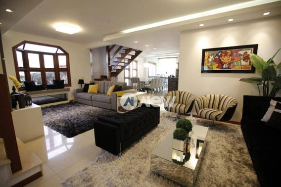 Casa Com 3 Dormitórios À Venda, 286 M² Por R$ 1.260.000 - Rondônia - Novo Hamburgo/rs - Ca2805