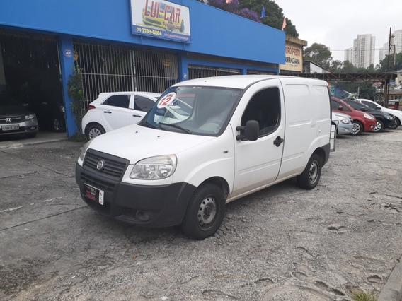 Fiat Doblo Cargo Refrigerada S Nova 2012 $ 33990 Financia