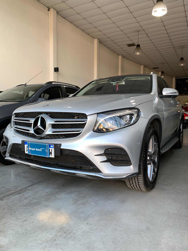 Imagen 1 de 10 de Mercedes Benz Glc300 4matic Sport