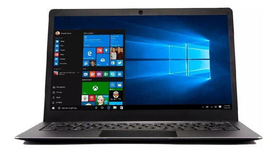 Notebook Happy Intel Celeron N3350 13 2gb 32gb Preto Windows 10