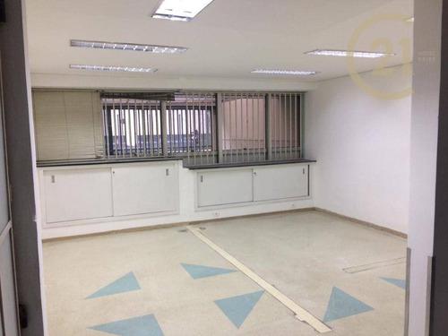 Imagem 1 de 17 de Casa Comercial Para Alugar, 504 M² Por R$ 25.000/mês - Santa Cruz - São Paulo/sp - Ca1263
