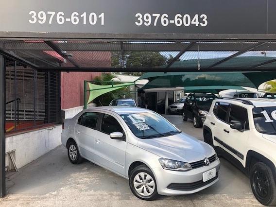 Volkswagen Voyage 1.6 Mi Comfortline I-motion 8v Flex 4p