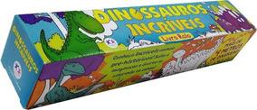 Livro Rolo Dinossauros Incríveis Ciranda Cultura