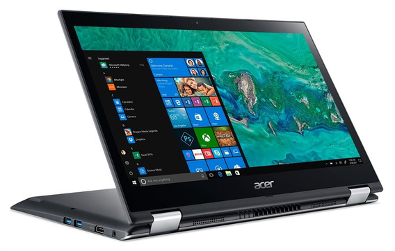 Notebook Acer Spin 3 Sp314-51-31rv I3-7020u Hd 1tb 14