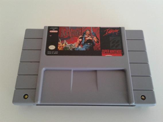 Blackthorne - Snes / Super Nintendo - Original