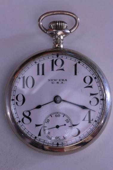 Reloj De Bolsillo New Era