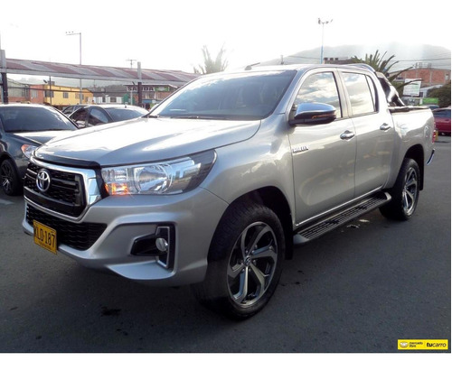 Toyota Hilux 2.8 At Aa 4x4
